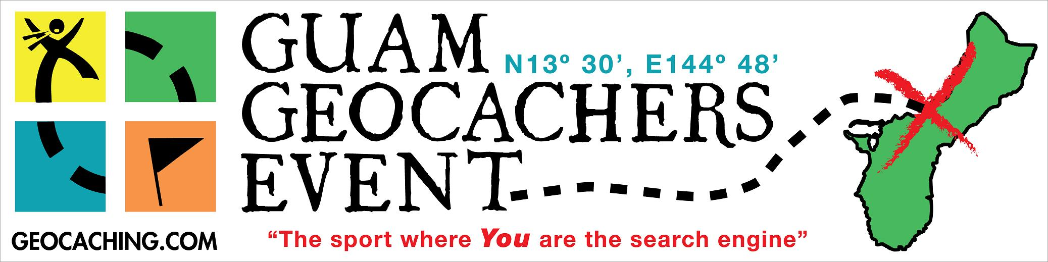 "Where America's Geocaching Day Begins---Guam Geocachers: ""Caching Since Ever Since!"""